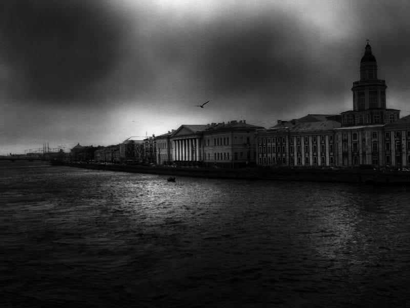 Sonntagmorgen, St. Petersburg 2018